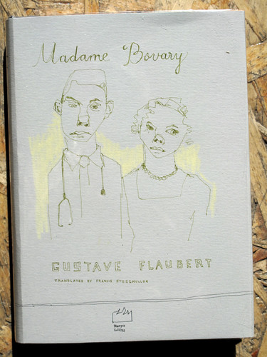 "Jennie Ottinger ""Madame Bovary-MILF stack cover"""
