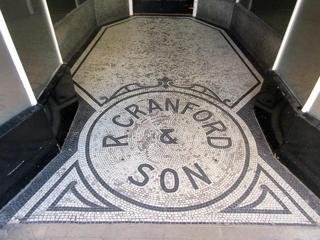 Dartmouth Entranceway Mosaics
