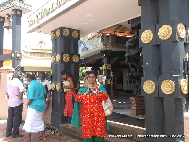 Maha Ganapati Temple Tiruvananthapuram 055, Fujifilm FinePix AX500