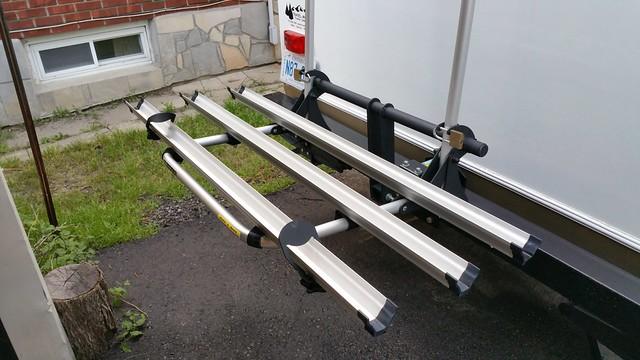 Rack installed - 03