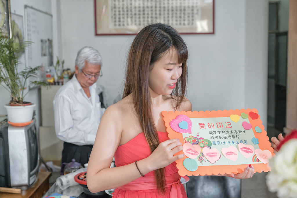 彰化婚攝/彰化婚禮紀錄 -尚宸&心玲[Dear studio 德藝影像攝影]