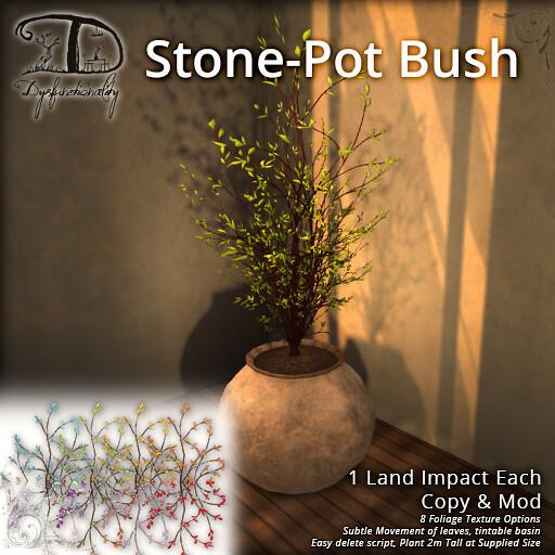 StonePotBush - TeleportHub.com Live!