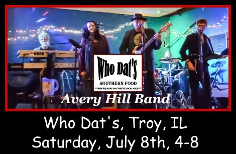 Avery Hill Band 7-8-17