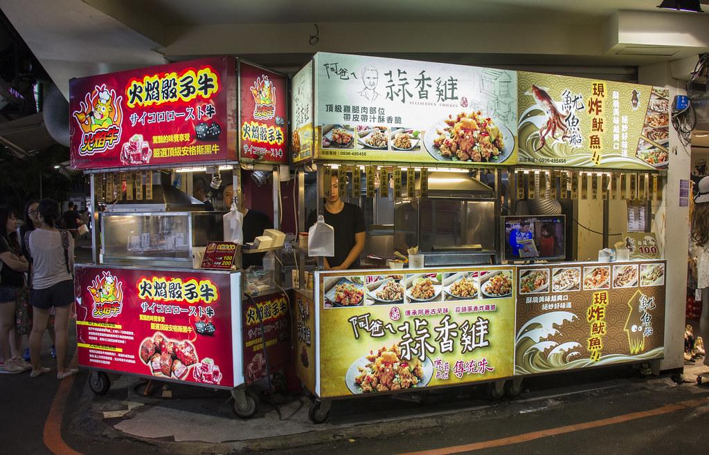 hvor skal du spise i Taipei?