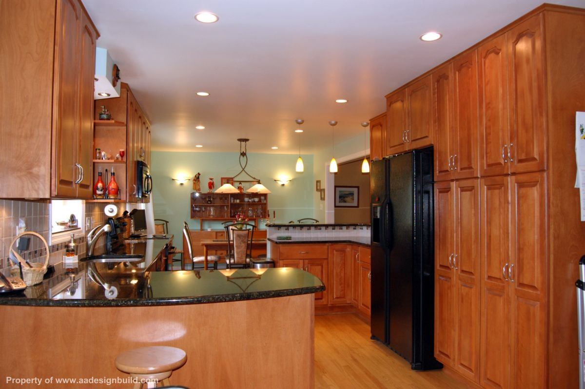 A A Design Build Remodeling Kitchen Remodeling Germantown Potomac