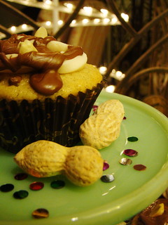 2010 Brown Bomber Cupcake