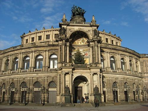 Dresden, Sächsische Staatsoper