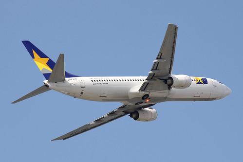 Skymark B737-800(JA737N)