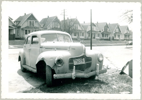1940 Dodge Fourdoor sedan