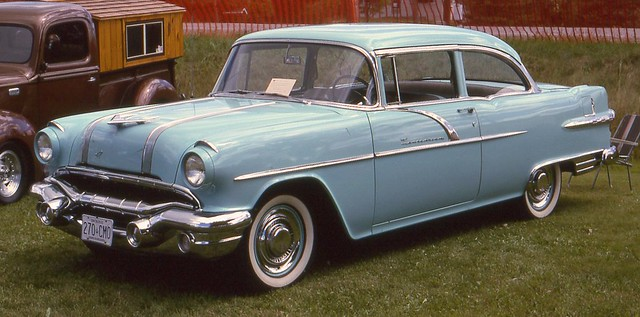 1956 pontiac laurentian 2 door flickr photo sharing for 1956 pontiac 4 door hardtop