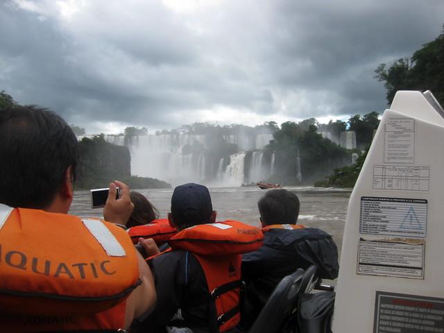 Iguazu Falls, Parana / BR, Misiones / AR, 2010