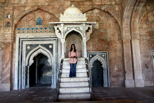 mandu jama masjid