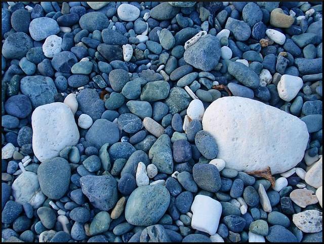 Black Pebble Beach Big Island