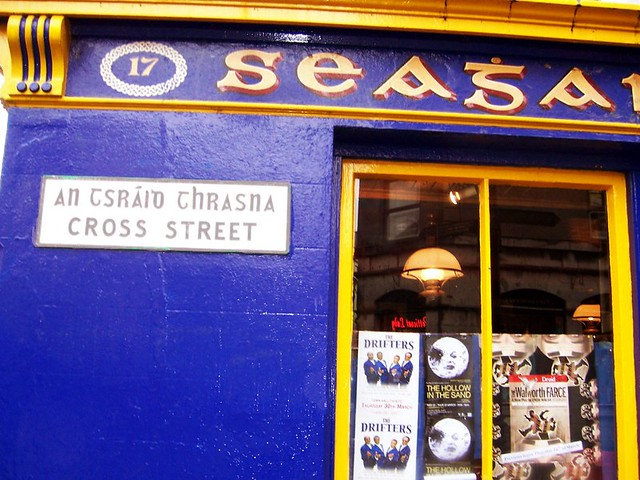 Tigh Neachtains pub Galway