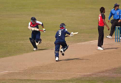 S. A. Games 2010 - T 20 Cricket Nepal vs Maldives 03