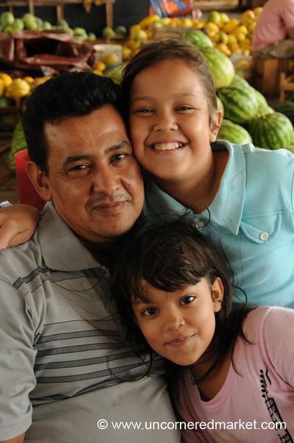 Proud Father - Asuncion, Paraguay