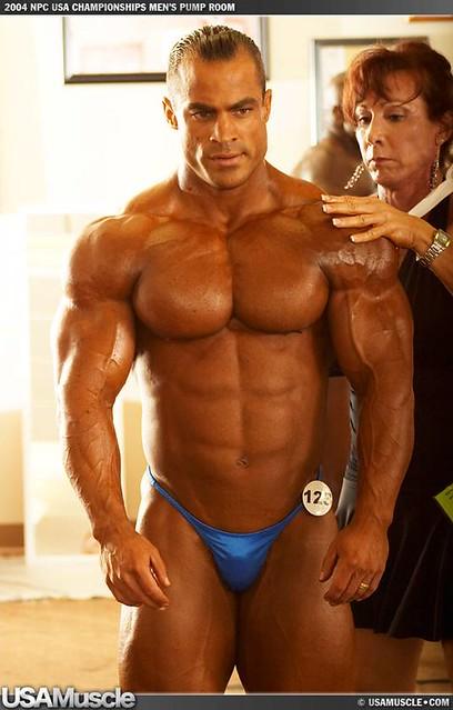 Stuart bernstein bodybuilder opinion