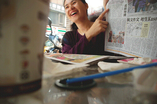 Photo:女兒亂拍(My daughter (3+yrd)shoot these when we had our breakfast...) By JamesYeh_0308