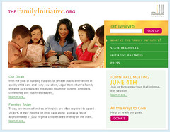 The Family Initiative Website  (Website)