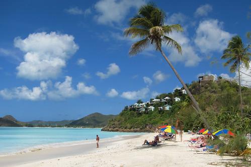 Nest Beach, Antigua