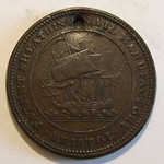 GREAT BRITAIN, GEORGE III 1811 ---BRISTOL PENNY a