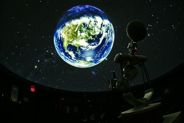saint paul como planetarium