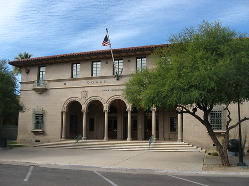 Old Post Office, Yuma, Arizona