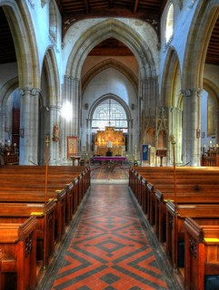 St. Nicholas Parish Church, Arundel, West Sussex