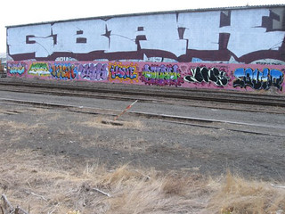 All tracksides should be this gangs!