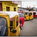 Tuk-Tuks (Moto Taxis) come to Mexico por Waywuwei