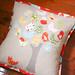 Pillow Swap - A little bird by badskirt