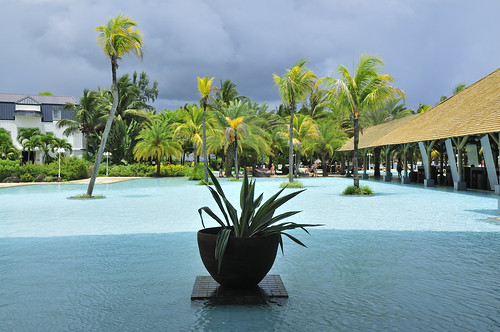 La Plantation Resort swimming pool
