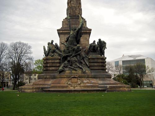 Monumento aos Heróis da Guerra Peninsular, 2008.03.17