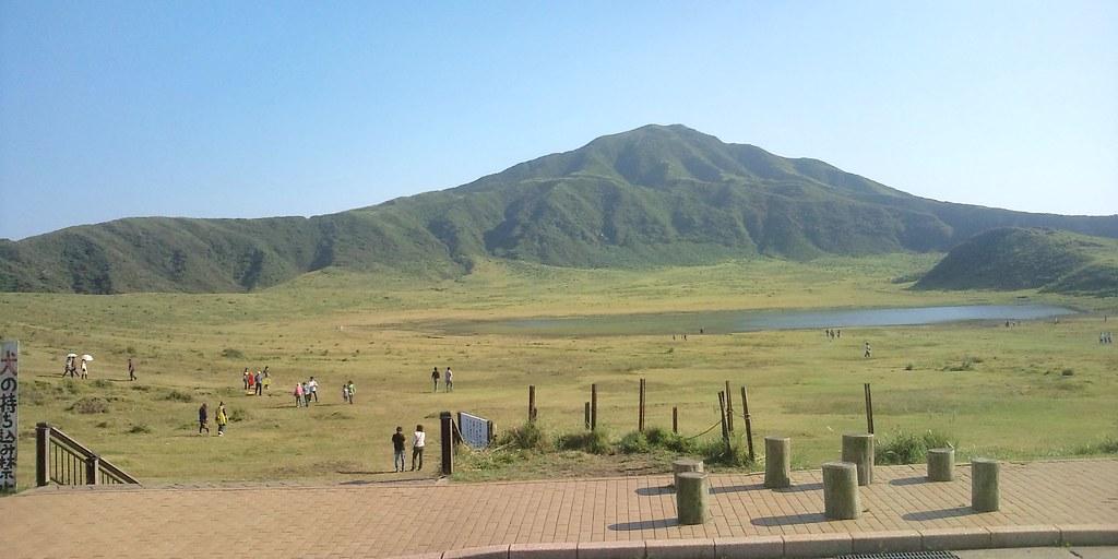 Kusasenri, Mt. Aso