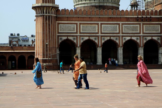 delhi unesco world heritage sites