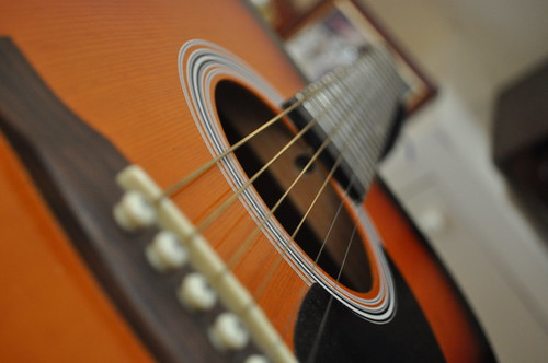 Acoustic Guitar - Best for beginners