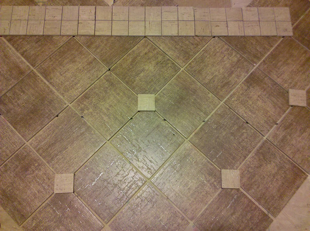 Bamboo Instead Of Tile In Bathroom