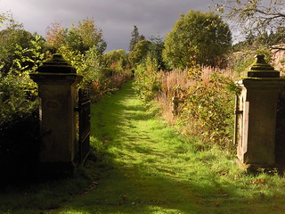 Philiphaugh Gates