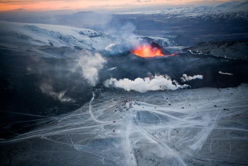 Eyjafjallajökull eruption 2010 (1/4)