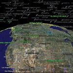 Real-Time Satellite Visualization In Google Earth