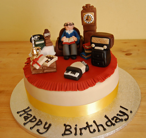 Images Of Cake For A Man : Nostalgic Old Man Cake   Beautiful Birthday Cakes