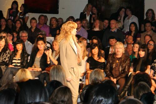 Fashion Model - JCStudio Fall / Winter 2010