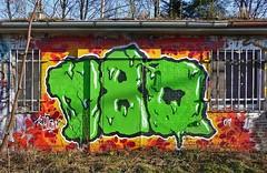Hamburg Graffiti : Walls 4