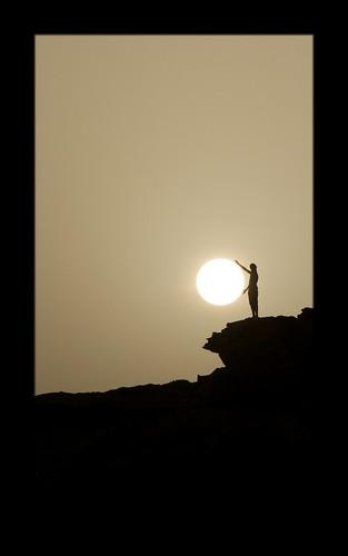 africa sun silhouette sunrise algeria soleil algérie afrique hoggar tassili leverdusoleil