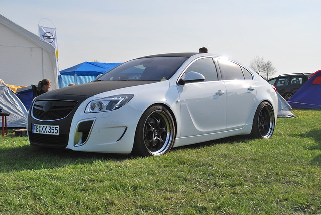 opel insignia opc tuning opeltreffen bohnhorst flickr. Black Bedroom Furniture Sets. Home Design Ideas