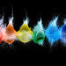 Rainbow Water Balloon II by Ryan Taylor Photography