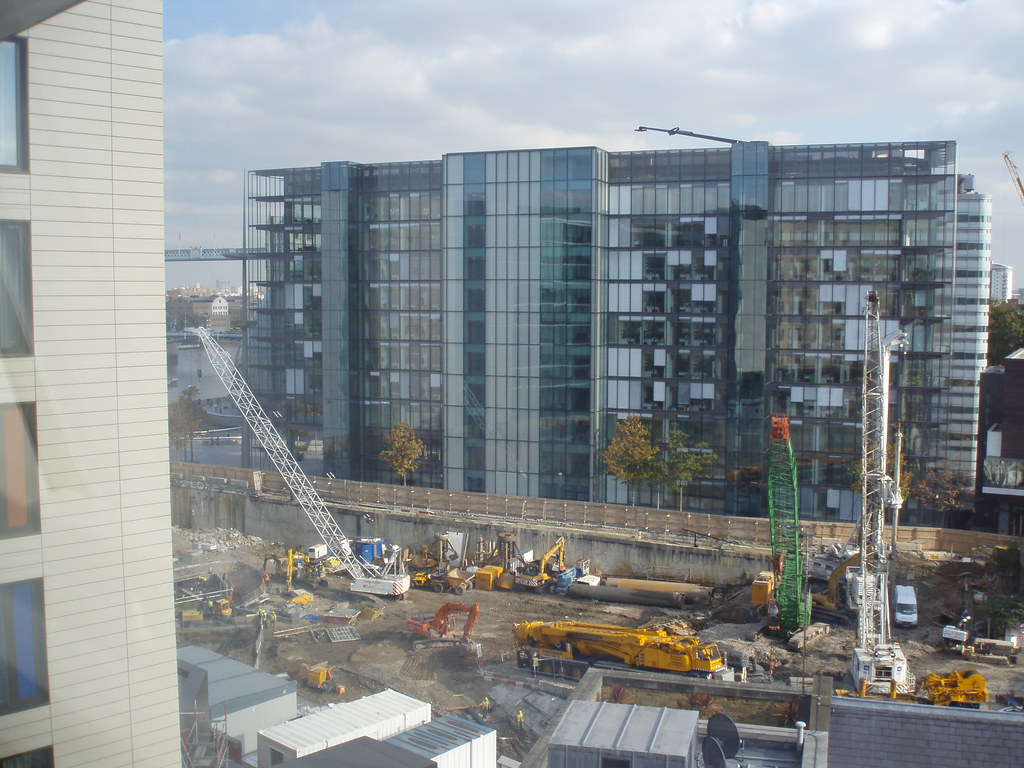 More London development, London