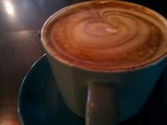 fairtrade coffee at meow