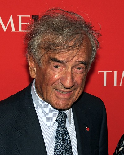 Elie Wiesel by David Shankbone 2010 NYC