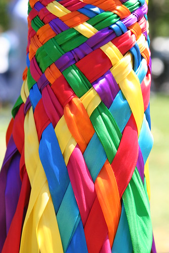 Woven Ribbons